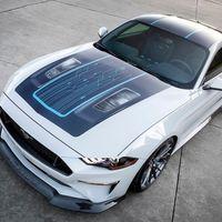 Ford Mustang Lithium, demuestra que los muscle car sí pueden ser eléctricos