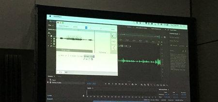 Adobe prepara su 'Photoshop del audio', y podrá poner en tu boca palabras que nunca dijiste