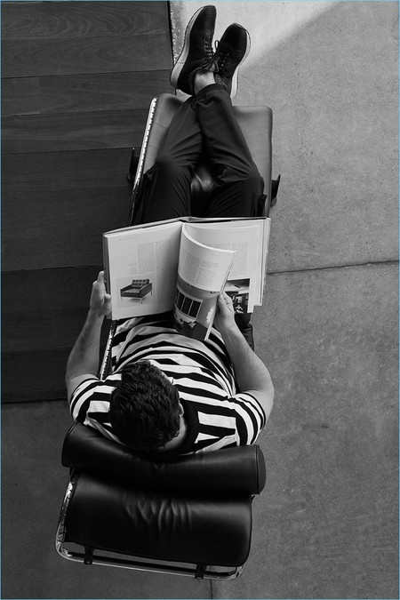 Massimo Dutti 2017 Mens Soft Collection 007