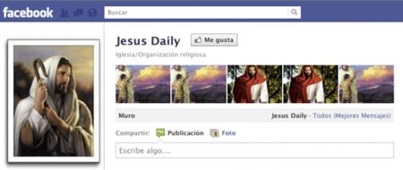 Las páginas de religión son las más activas en Facebook