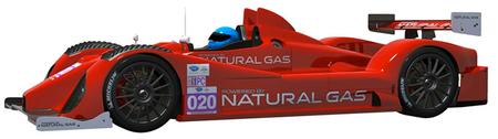 El GNC también hará acto de presencia en el campeonato American Le Mans Series