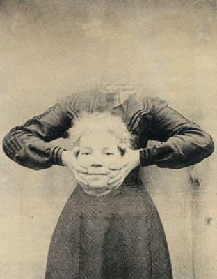 Fotografías sin cabeza del Siglo XIX