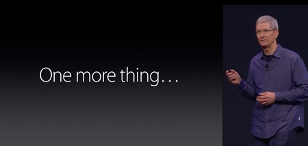 one more thing Tim Cook