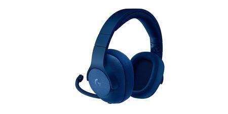 Oferta flash: sólo hoy, los auriculares gaming Logitech G433 en color Royal Blue, te salén por 89 euros en Amazon