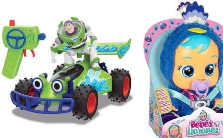 13 ofertas de Navidad de última hora en juguetes: Playmobil, Superzings y Bebés Llorones más baratos