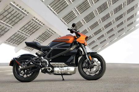 Harley Davidson Livewire 2019 Precio 2