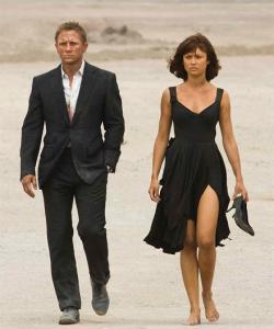 Los looks de Tom Ford para James Bond