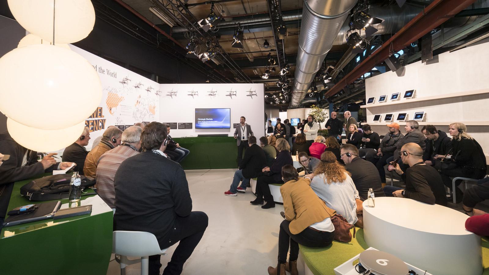 Foto de Mercedes-Benz Clase A 2018 - presentación (54/114)