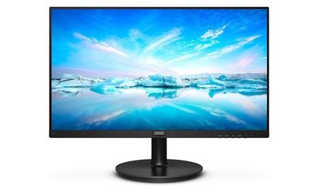 Philips V Line 221V8/00, una opción económica para quien busca un monitor básico para trabajar: ahora en PcComponentes por 84,99 euros