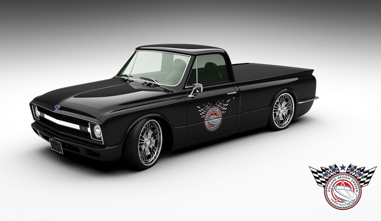 Chevrolet C10 by Zolland Design (3/8)