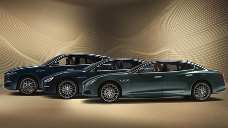 Maserati Quattroporte Levante Y Ghibli Royale Edition 9