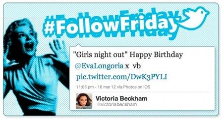 #FollowFriday: Los mejores twitpics de la semana (VI)