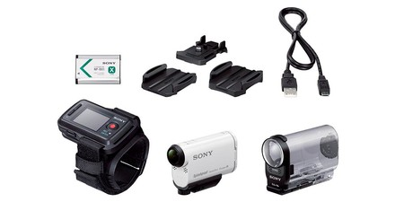 Sony Action Cam Hdr As200vr