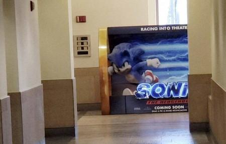 Según una filtración, este es el nuevo diseño de Sonic que aparecerá en la película (y ojalá sea cierto)