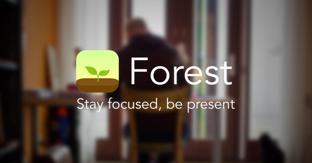 Así es Forest, una app para ayudarte a desconectar del trabajo y echar un cable a la naturaleza