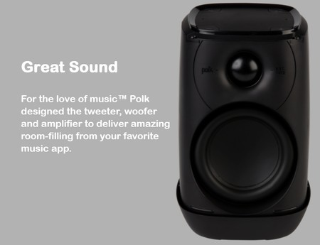 Polk Assist Smart Speaker