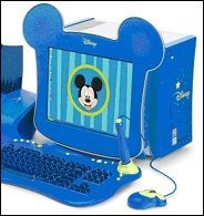 Disney enseña su ordenador a lo Mickey Mouse