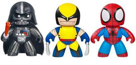 Muñecos Mighty Muggs