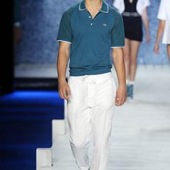 Foto 2 de 12 de la galería lacoste-primavera-verano-2010-en-la-semana-de-la-moda-de-nueva-york en Trendencias Hombre