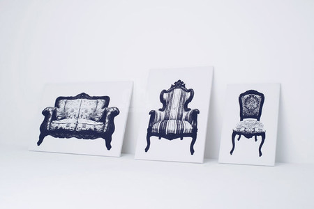 Cuadros para sentarse 2