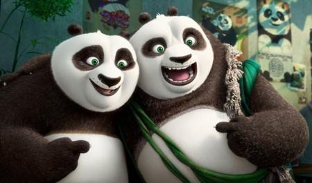 Kung Fu Panda 2 Po Padre