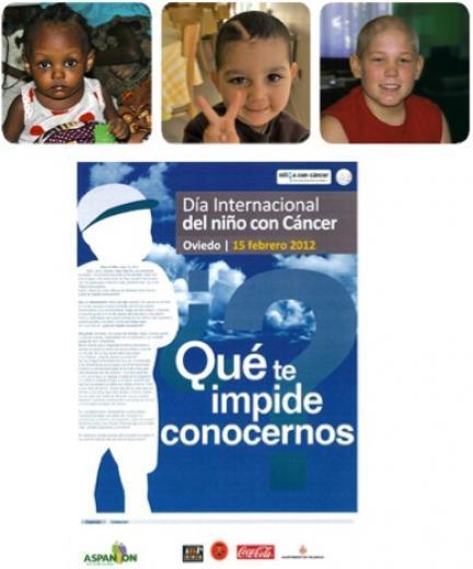 """Manifiesto para el Día Internacional de los Niños con Cáncer: """"¿Qué te impide conocerme?"""""""