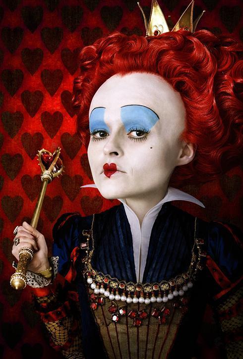 Foto de 'Alice in Wonderland' de Tim Burton, nuevas imágenes (1/5)