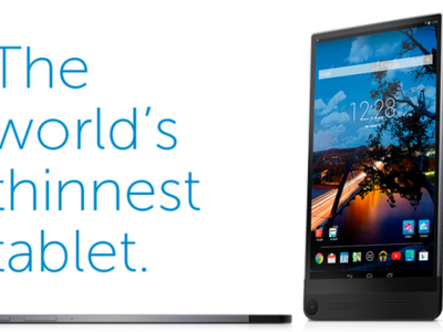 Dell actualiza la tableta Venue 8 7840 a Android 5.1 Lollipop