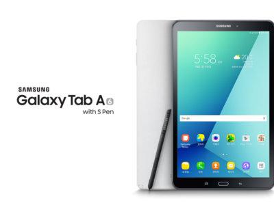 Así queda el catálogo de tablets de Samsung con la nueva Galaxy Tab A 2016 con S Pen