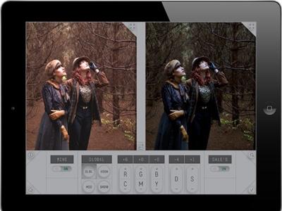 Dale Grahn Color, aprendiendo la corrección de color desde el iPad