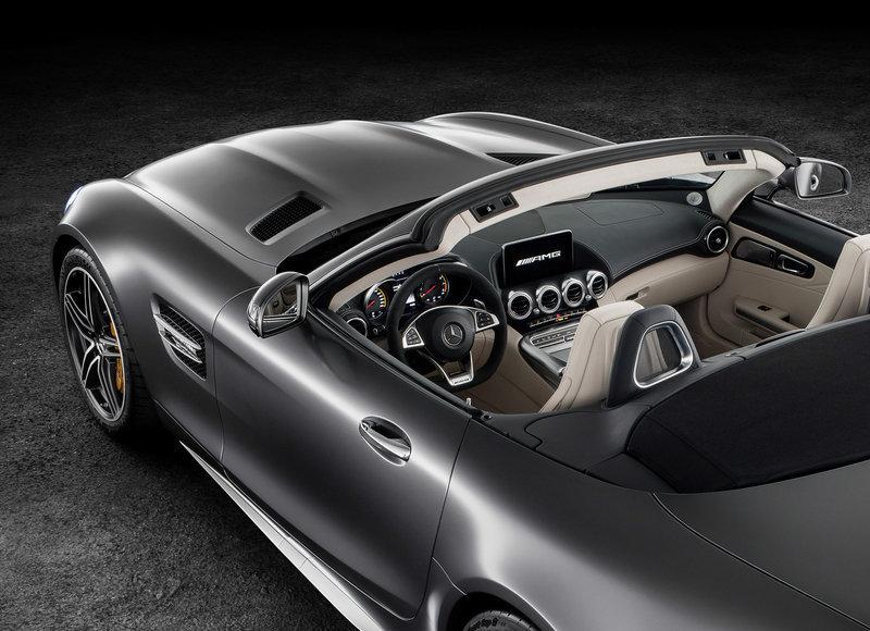 Foto de Mercedes-AMG GT roadster (3/14)