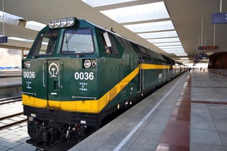 Tíbet (II): El tren Transtibetano