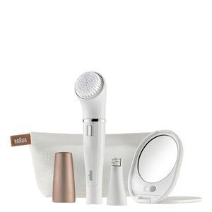 Braun Face, ese nuevo gadget que lo mismo te depila como borra las imperfecciones