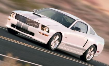 2007 Shelby Mustang GT, la foto oficial y datos