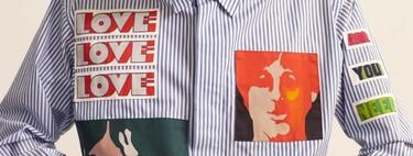 Stella McCartney presenta su colección de invierno inspirada en los Beatles, el arte pop y nubes en forma de pene