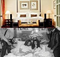 Alójate donde lo hicieron John y Yoko en Montreal
