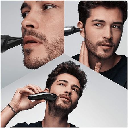 Ofertas en cortapelos y recortadoras de cabello Braun: cuidado personal para hombre a mejor precio