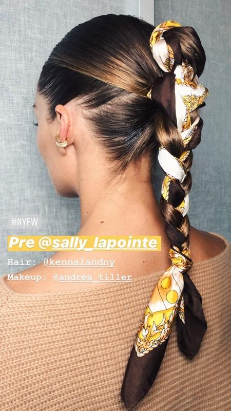 Olivia Palermo Nyfw 3