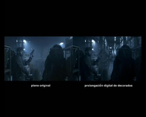 Los efectos visuales en 'La Hora Fría'