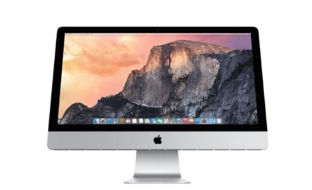 Apple presentaría un iMac con pantalla 4K en Octubre