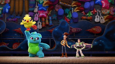 Imagen Toy Story 4