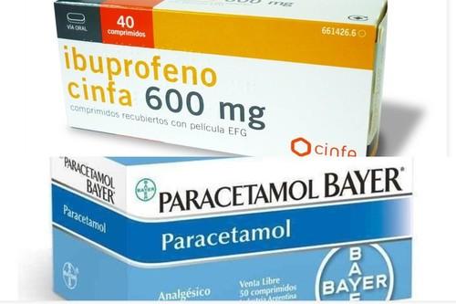 Ibuprofeno y paracetamol: para qué sirve cada uno y cuándo tienes que tomarlos