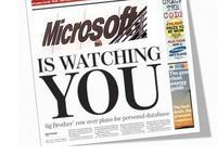 Patente:  Microsoft te podría vigilar para regular contenidos