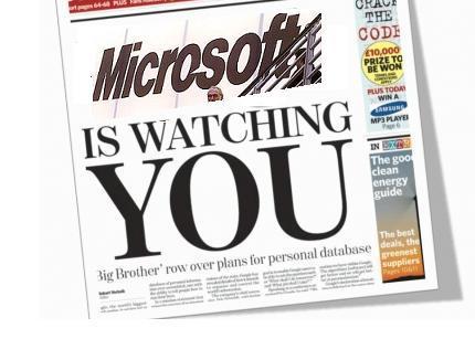 Microsoft vigilante