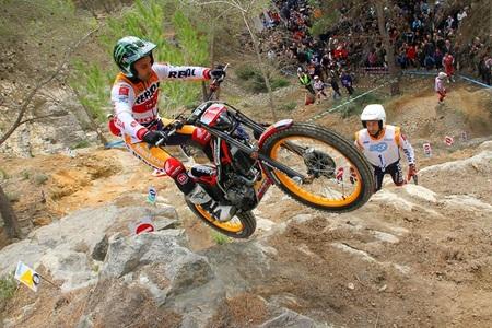 Toni Bou arranca el Campeonato de España de Trial con victoria