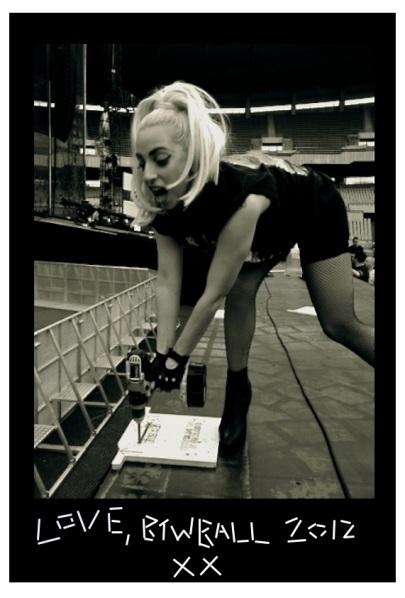 Gaga BTWBALL