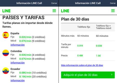 Así funciona LINE Call, el nuevo servicio de llamadas de LINE