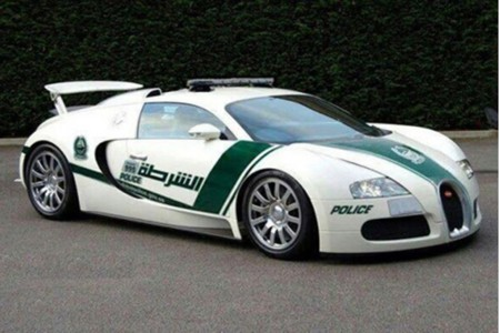 Bugatti Veyron Police Car Image Dubai Police 100427824 M