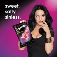 Molar nivel: ¿A qué saben tus patatas de bolsa? las mías a Katy Perry