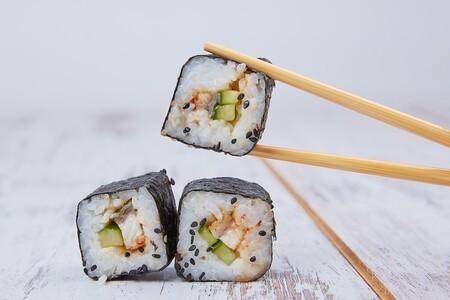 Conceptos científicos explicados con sushi